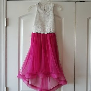 Gorgeous girl's dress